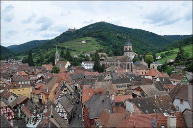 Ribeauvillé village