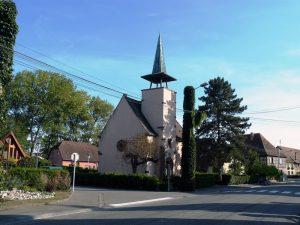 La Chapelle protestante