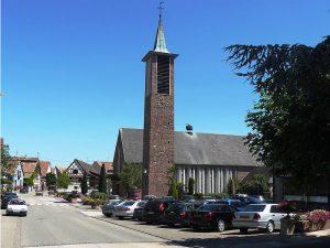Église St Pierre et Paul