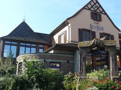 Cave Bestheim Crémant d'Alsace