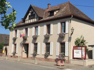 Mairie lllhaeusern 2019